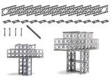 Artitec 1870141 Bailey Bridge M1 extension set 1:87 H0Artitec 1870141 Bailey Bridge M1 extension set 1:87 H0