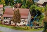 Faller 130556 Boerderijwoning met bedrijf 1:87