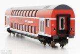 Fleischmann 862808 DB-AG Dubbeldekker 2e klas (Südostbayernbahn)