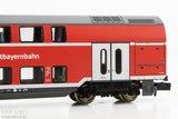 DB-AG Dubbeldekker 2e klas (Südostbayernbahn)_