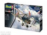 Revell 03907  British S.E. 5a 1:48