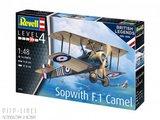 Revell 03906 Sopwith Camel 1:48