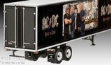 "Revell 07453 Truck & Trailer ""AC/DC"" Limited Edition"