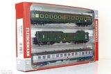 Fleischmann 881811 DB klassieke Sneltrein set 3-delig