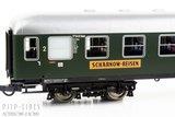 Roco 74127 DB Scharnow-reisen rijtuigen set 3-delig H0