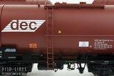 "Piko 58361 PKP Ketelwagen ""dec"" set 3-delig Type Zas (406R)"