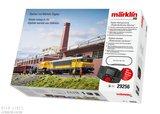 """Marklin 29256 Digitale startset """"Mobile station"""" NS 1600 met werktrein"""