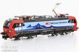 Fleischmann 739303 SBB E-lok BR 193 Vectron DC analoog