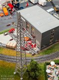 Faller 130898 twee Hoogspanningsmasten (110 kV) 1:87 H0