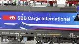 """Roco 73116 Roco SBB Cargo HUPAC E-lok Re 193 """"Vectron"""" 73116 73117 79117"""