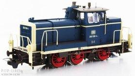"DB Diesellocomotief BR 260 ""Sound/Koppeling"""