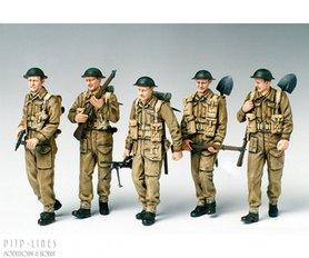 Britsh Infantry on Patrol