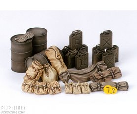 Allied vehicles Accesory set