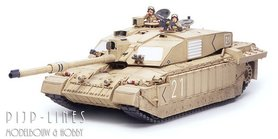 British MBT Challenger 2