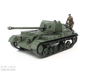 British Self-Propelled Anti-Tank Gun Archer