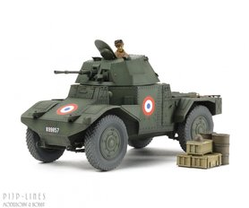 French Armored Car AMD35 (1940)