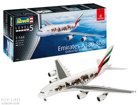 "Emirates A380-800 ""Wildlife"""