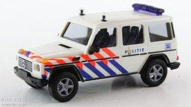 MB G-klasse Politie NL