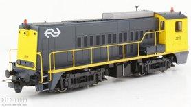 """NS Diesellocomotief 2200 """"2205"""" DCC Sound / Dig. Koppeling"""