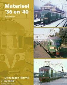 NS Elektrisch Stroomlijnmaterieel Mat 36 en 40