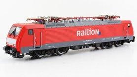 Railion E-lok BR 189 066-4 Digitaal