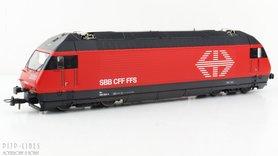 SBB CFF FFS E-lok Re 460