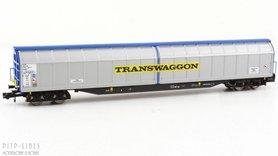 D-TWA Transwagen groot volume wagen Type Habbiins