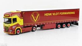 """Scania CR20 HD """"Henk Vlot Forwarding""""NL"""