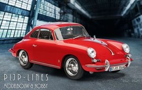"Porsche 356 B Coupé ""easy-click system"""