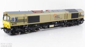 """HSL Class 77 """"653-07"""" Sound + Rook"""