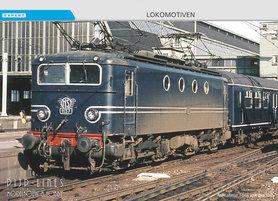 "NS Elektrische locomotief 1100 ""DC Analoog"""