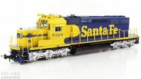"US Diesellocomotief SD40-2 ""Santa Fe 5128"" Sound DC/AC"