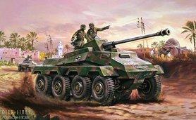 Airfix SDKFz.234 pantserwagen