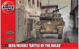 Airfix M36 / M36B2, Battle of the Bulge 1:35