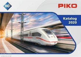 Piko H0 Catalogus 2020 (D)