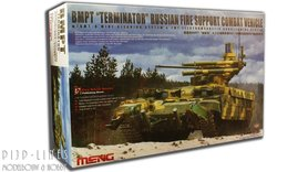 """BMPT """"Terminator"""" Russian Fire Support Combat Verhicle"""