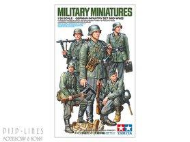 WW2 Duitse Infanterie set