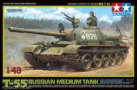 Russische Medium Tank T-55