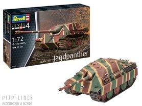WW2 Jagdpanther Sd.Kfz.173