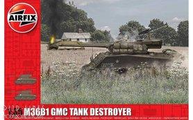WW2 M36B1 GMC Tank Destroyer (US Army)