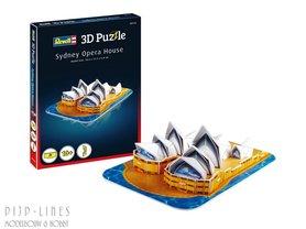 """3D Puzzel """"Sydney Opera House"""""""