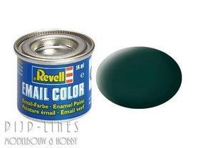 Black Green Matt