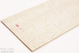 Balsa hout plank 1,5mm
