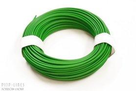 Draad Groen 10 meter 0,14qmm