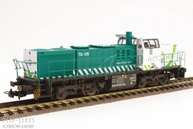 Train Group diesellok G1206 TG-105