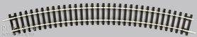 Gebogen rails R4