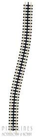 Flexibele tandrad rails 222mm