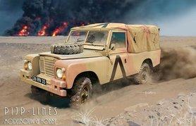"British 4x4 off-road vehicle. Serie III (109""/LWB)"