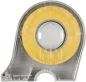 Masking Tape 18mm met houder