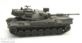 NL Leopard 1 als treinlading